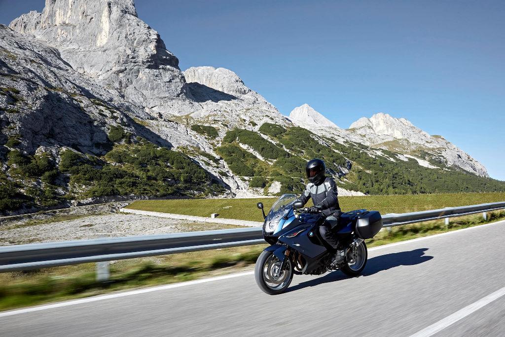 moto de location BMW F800 GT