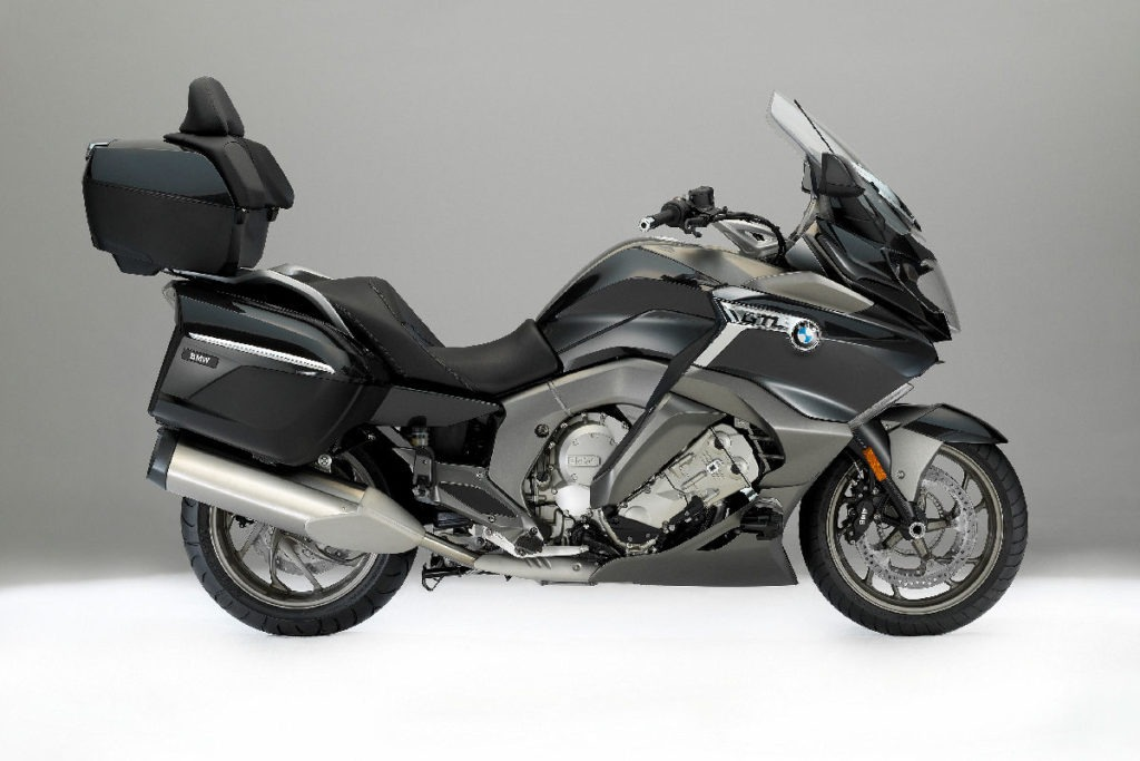 Location motos BMW K1600 GTL Marseille
