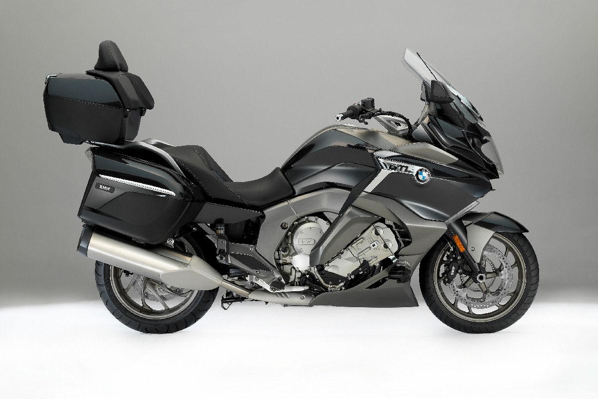 Location motos BMW K1600 GTL Marseille