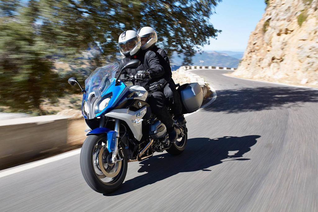 moto de location R1200 RS