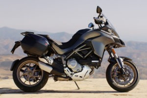 moto de location Ducati Multistrada 1260 S
