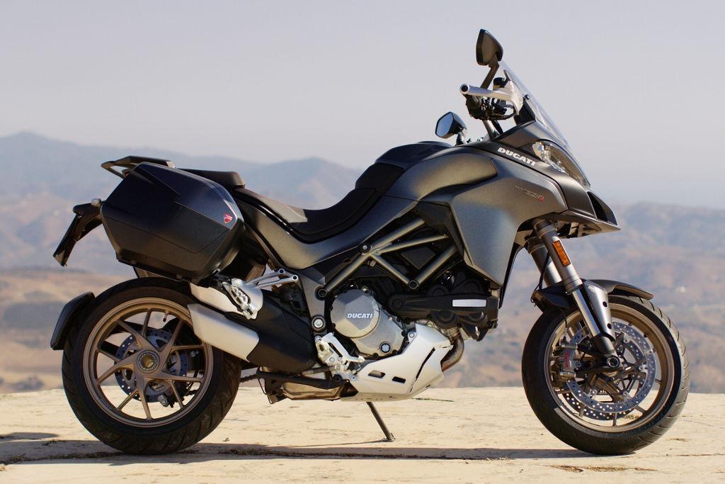 moto de location Ducati Multistrada 1260 S