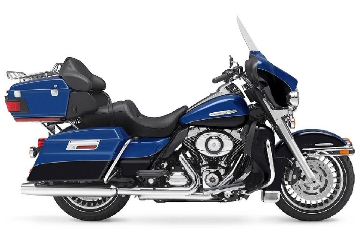 Location motos Harley-Davidson Electra Glide