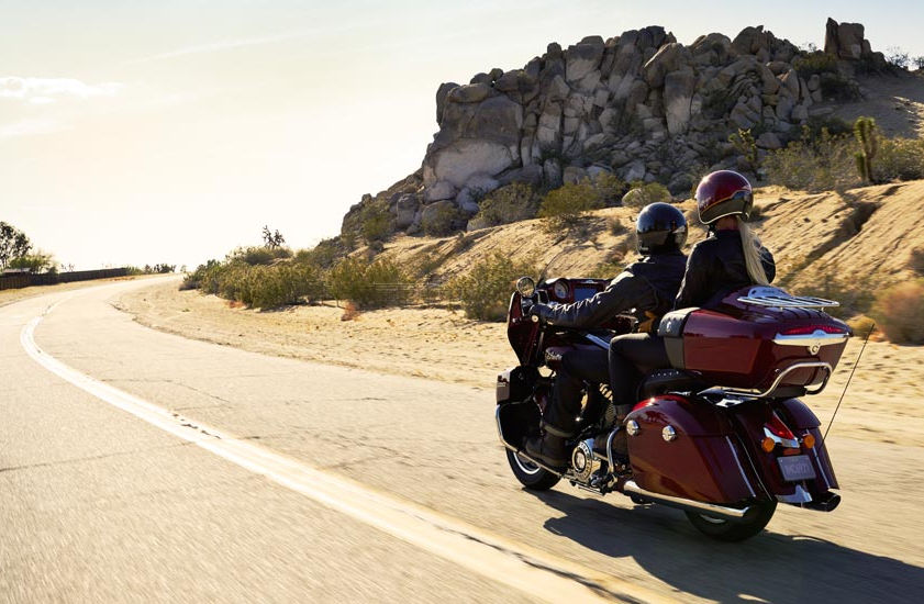 moto de location Indian Roadmaster