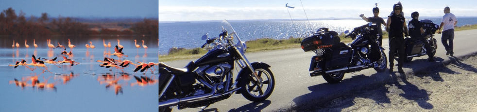 Road trip moto Corse Provence
