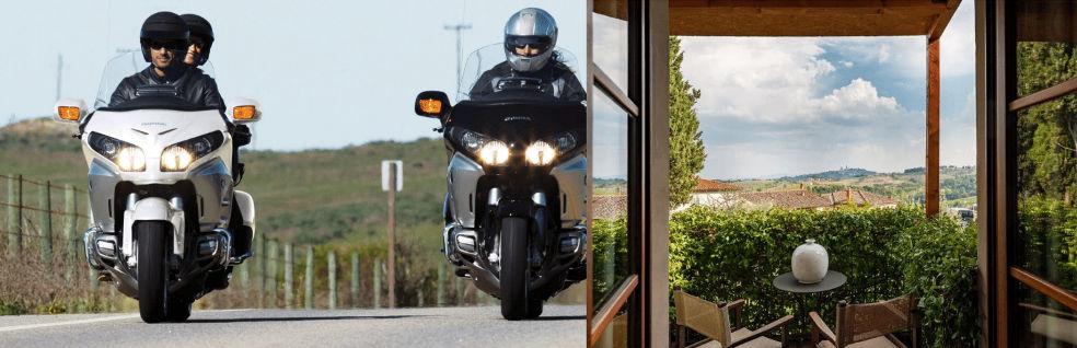 Voyage moto Italie