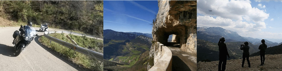 Circuit moto Corse Alpes Provence
