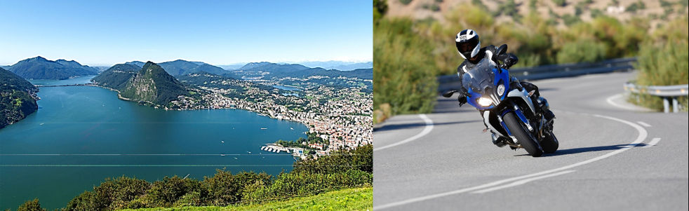 Road trip moto BMW motorrad days