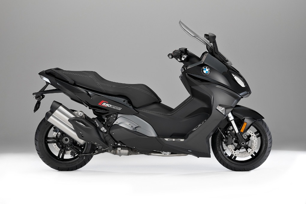 Road2luxe Bmw C650 S Maxi Scooter