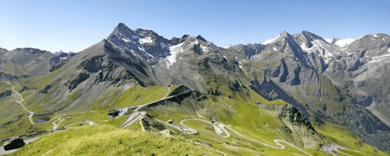 Road trip moto guidée Alpes