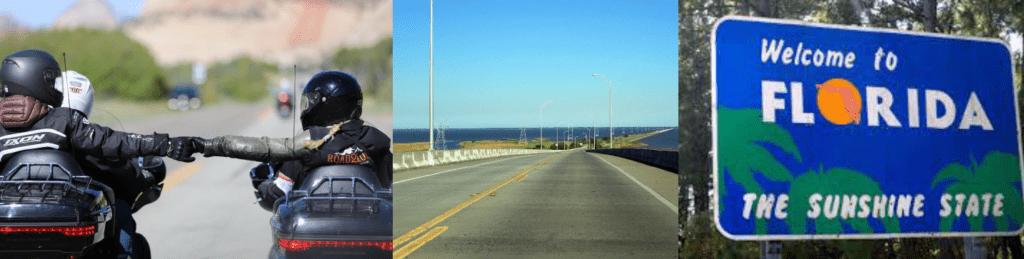 Voyage moto guidée Etats Unis