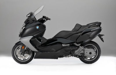 BMW C650 GT (Maxi scooter)