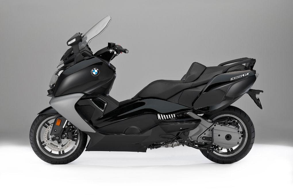 scooter de location BMW C650 GT
