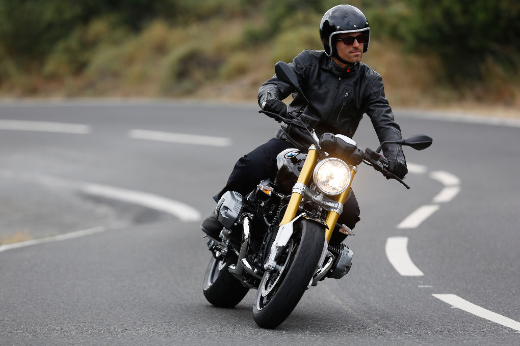 moto de location BMW R nineT
