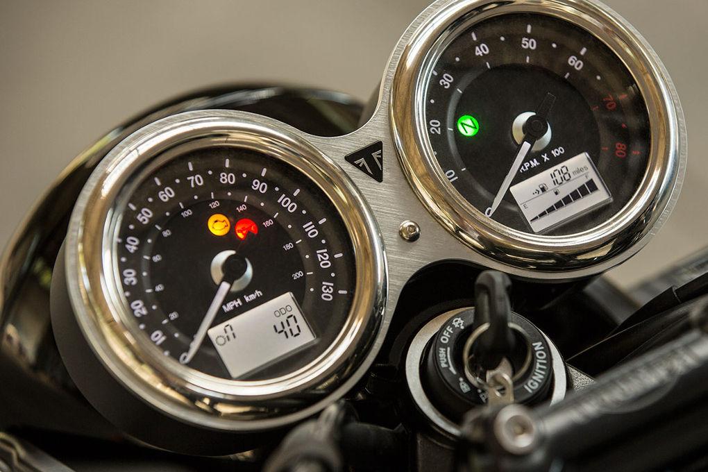 Road2luxe Triumph Bonneville T100