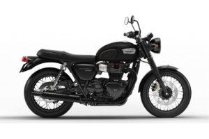 moto de location Triumph Bonneville T100