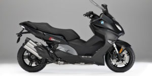 scooter de location BMW C650 S