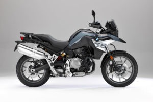 Moto de location BMW F750 GS