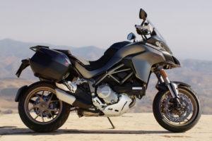moto de location Ducati Multistrada