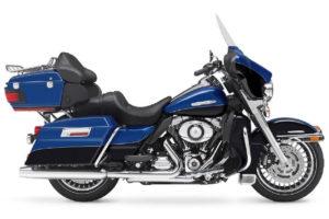 Moto de location Harley Davidson Electra Glide