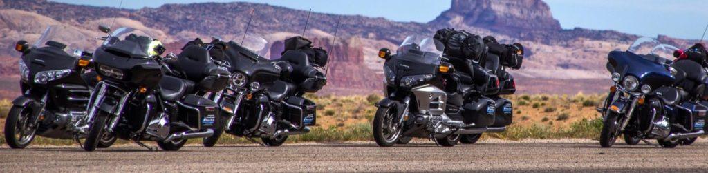 Voyage guidé moto Etats Unis