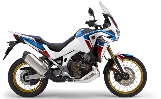 moto de location Honda Africa Twin DCT
