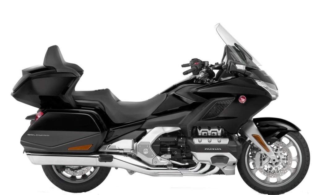 moto de location Honda Goldwing