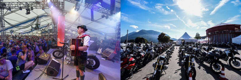 Voyage moto BMW Motorrard Days
