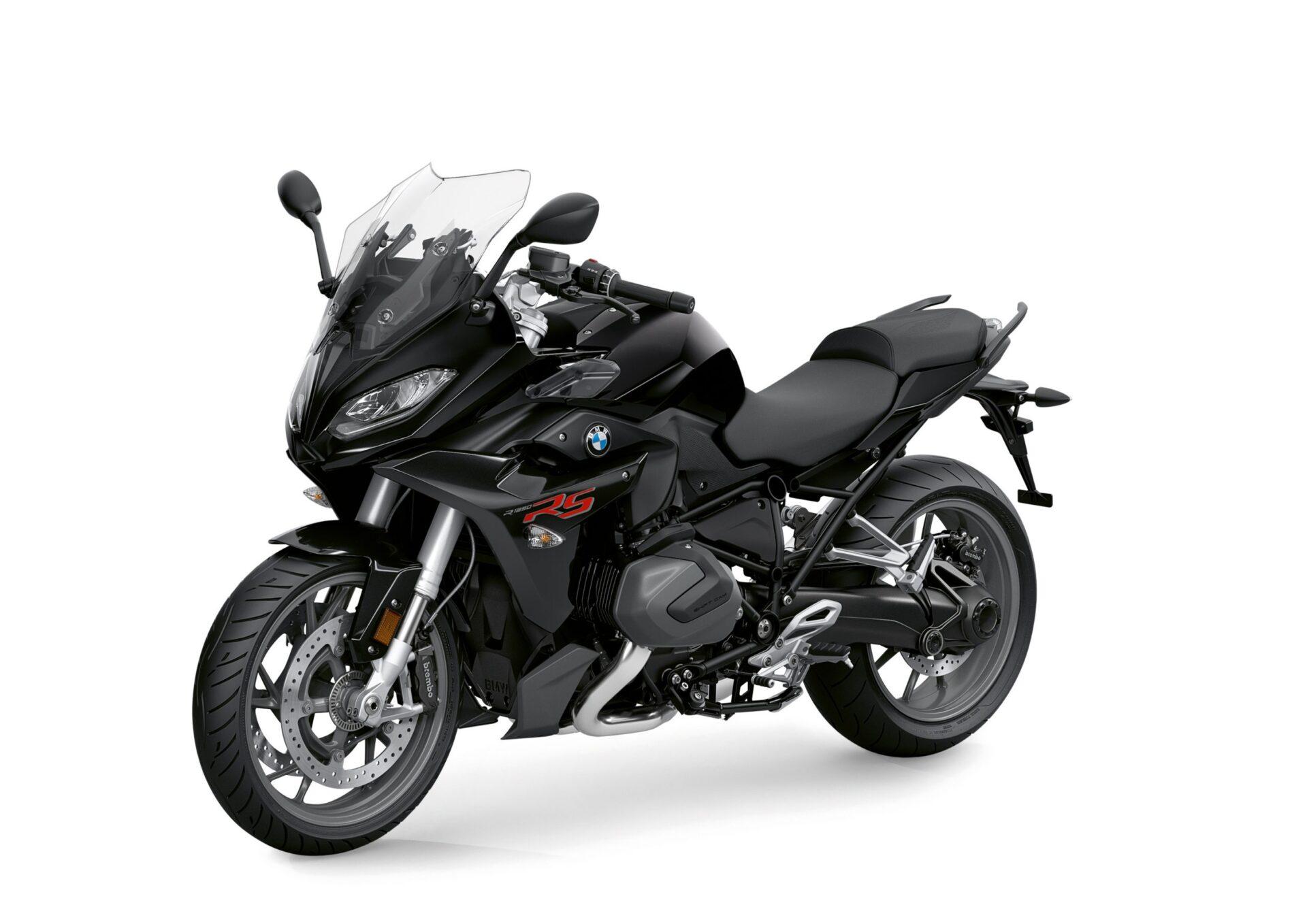 moto de location BMW R1250 RS