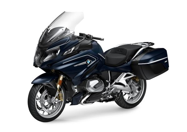 moto de location BMW 1250 RT