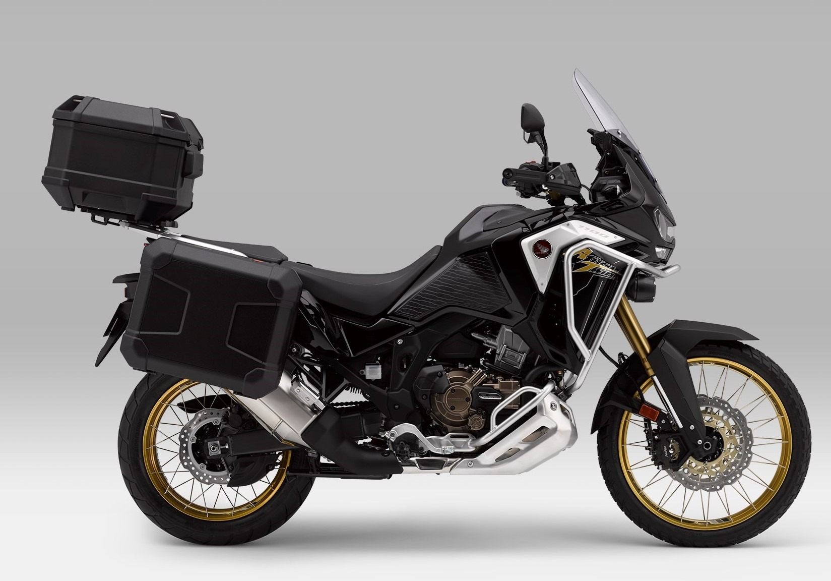 moto de location Honda Africa Twin 1100 DCT