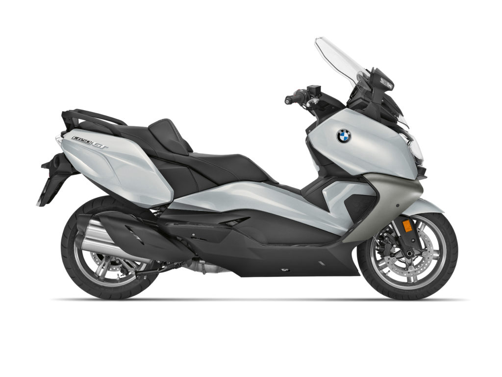 Scooter de location BMW C650 GT
