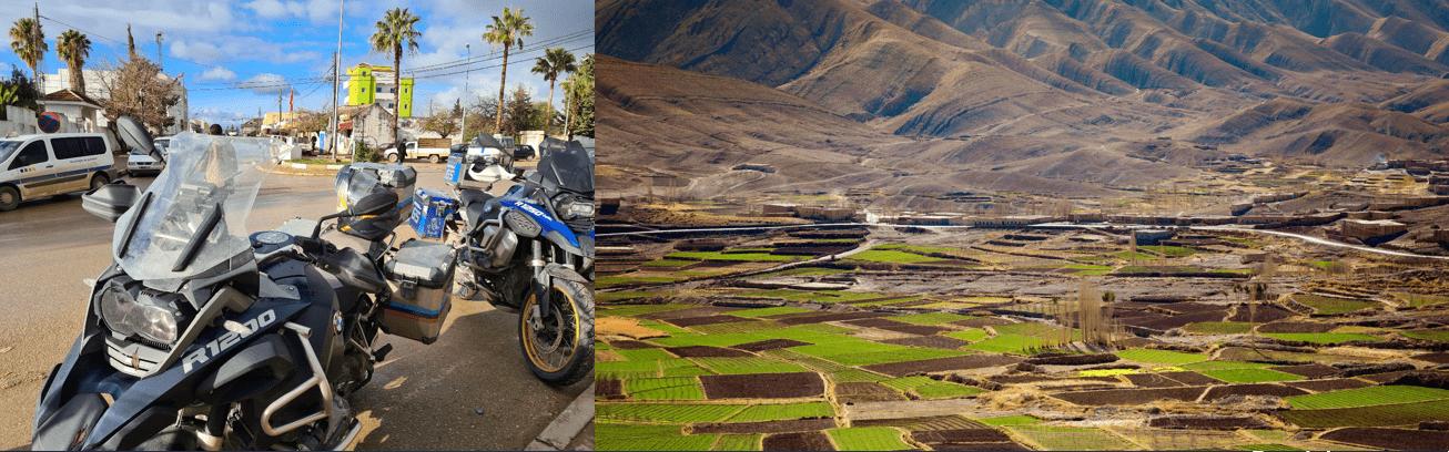 Voyage moto Tunisie