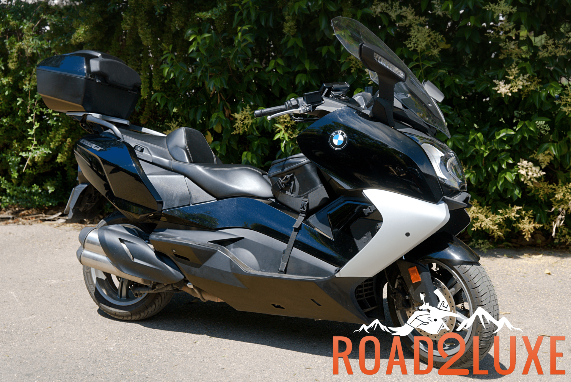 Location maxi scooter BMW C650 GT Marseille