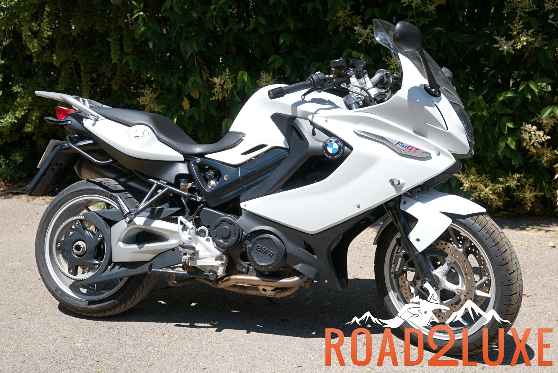 Location moto BMW F800 GT Marseille