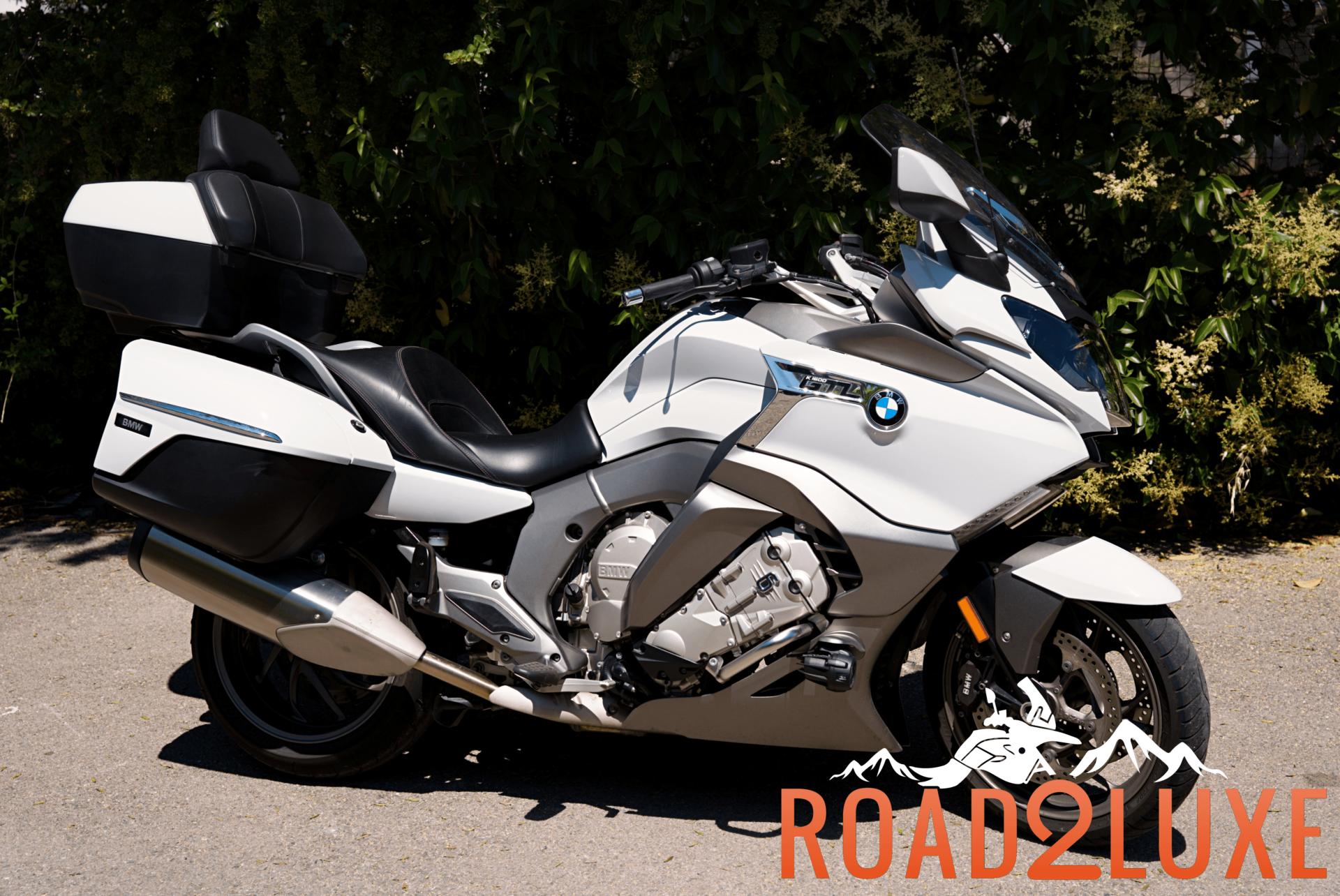 Location moto BMW K1600 GTL Marseille