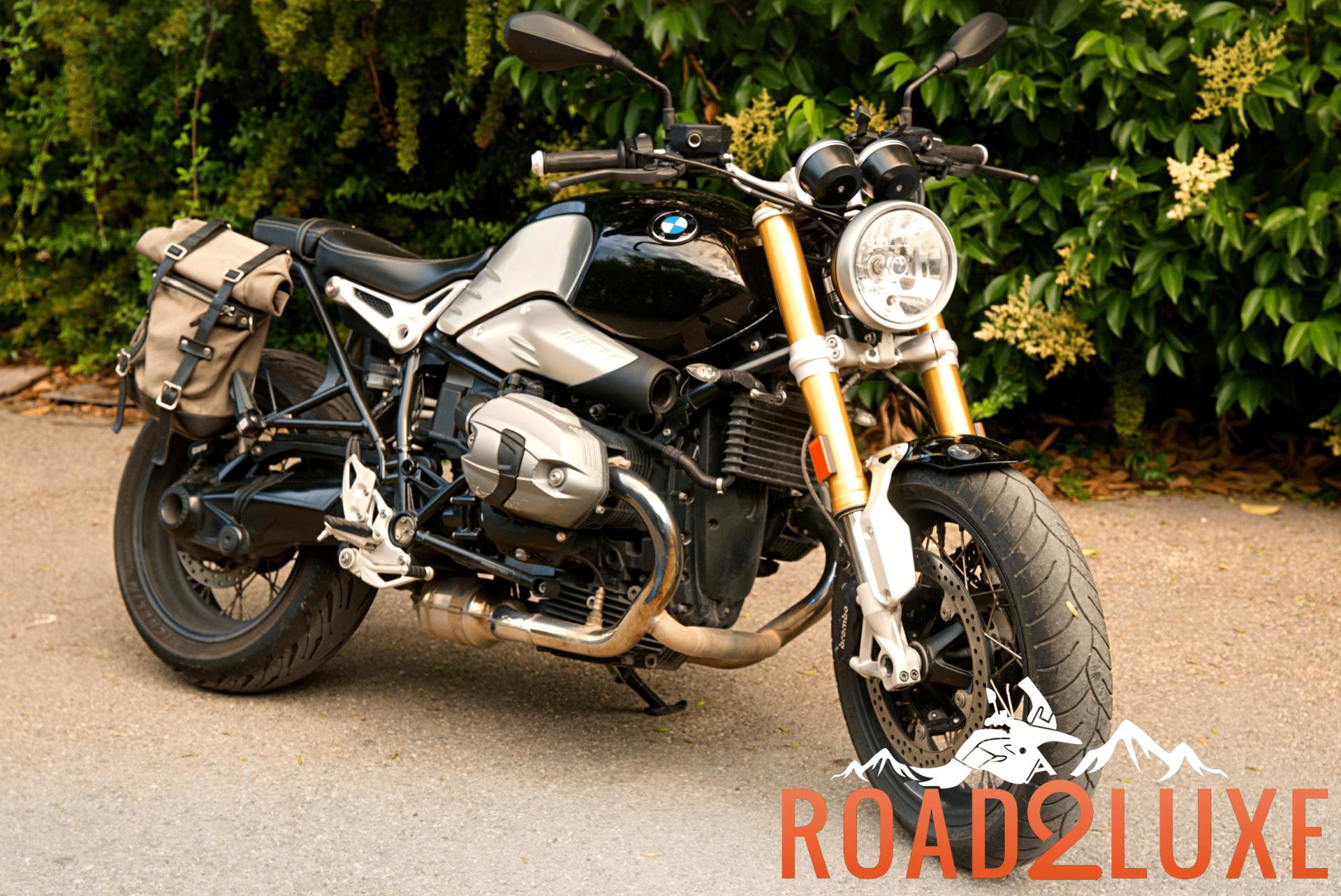 Location moto BMW R1200 NINE T Marseille
