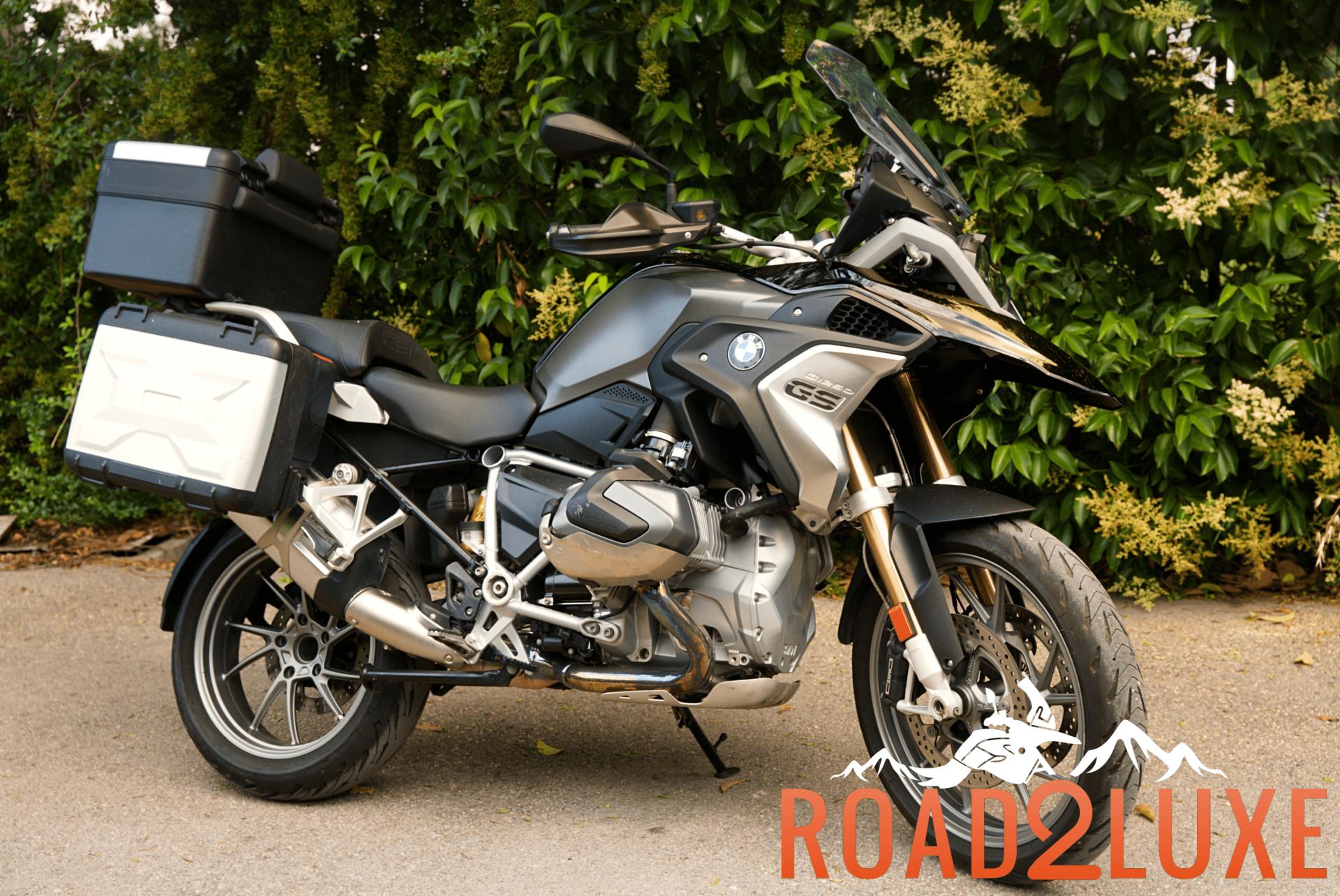 Location moto BMW R1250 GS Marseille