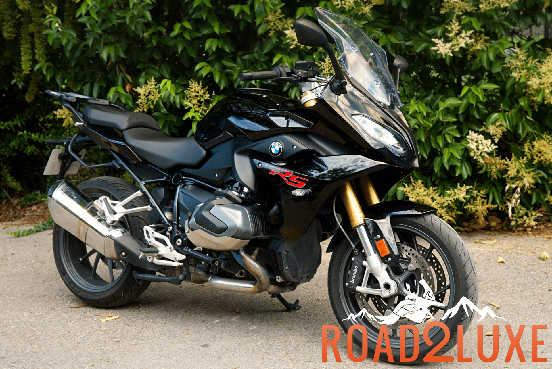 Location moto BMW R1250 RS Marseille