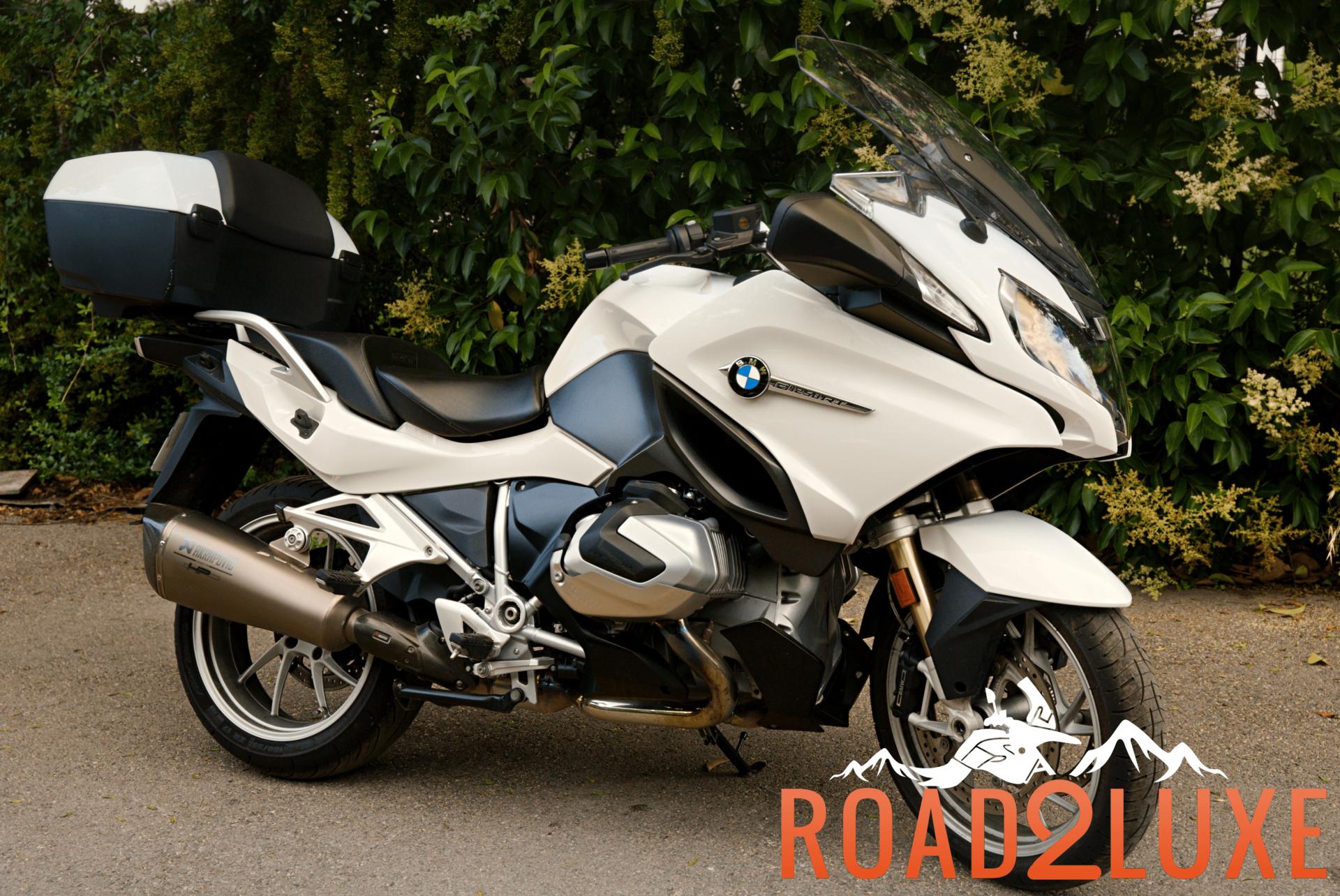 Location moto BMW R1250 RT Marseille