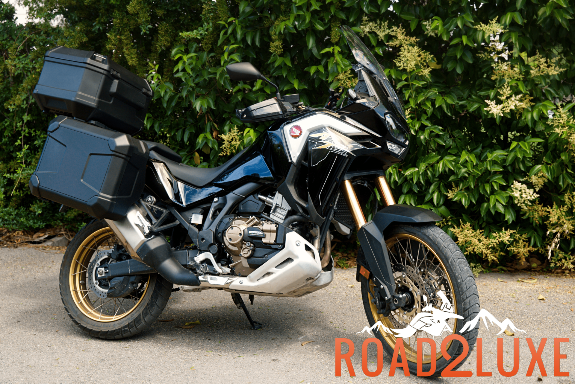 Location moto AFRICA TWIN 1100 DCT Marseille