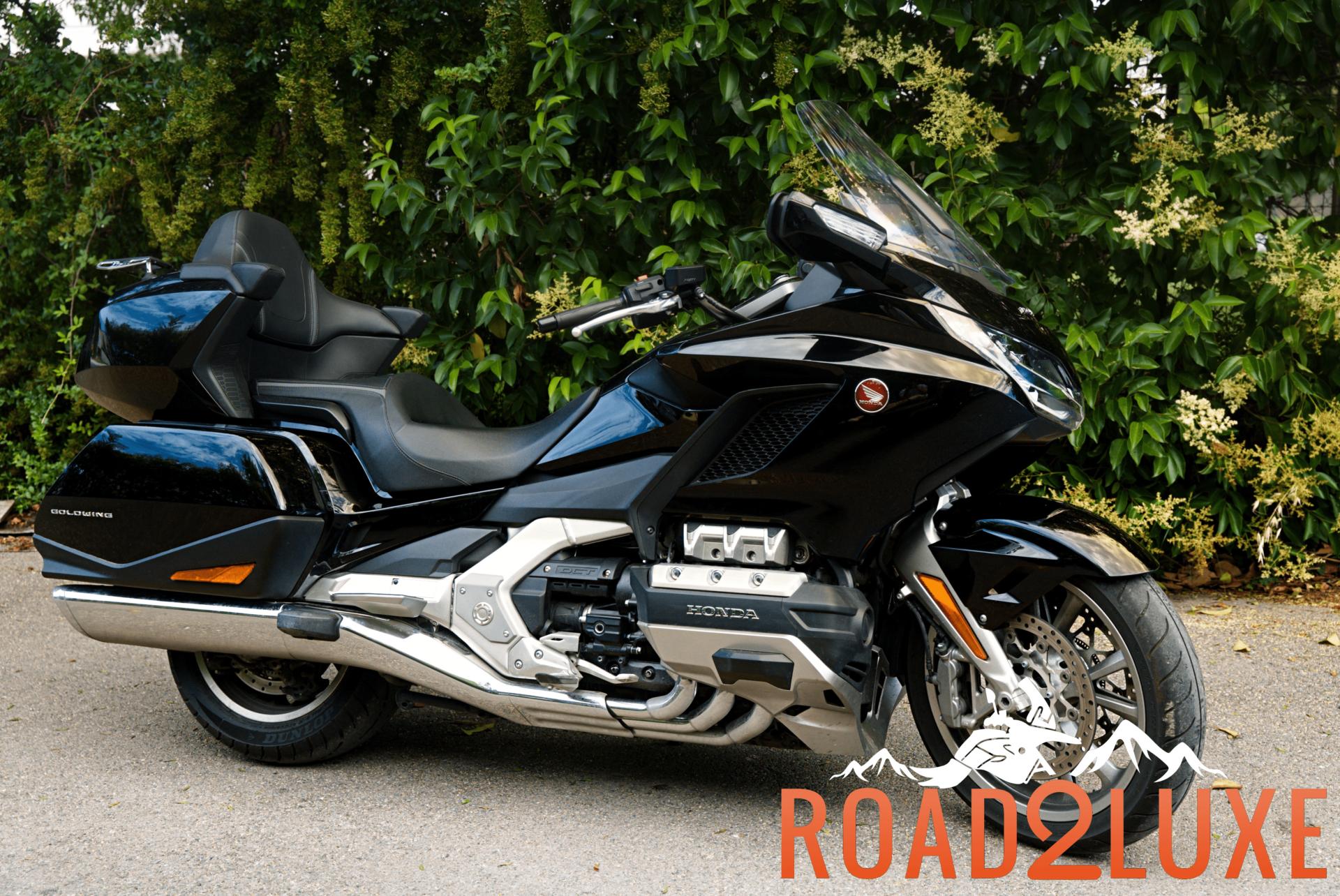 Location moto Honda Goldwing Marseille